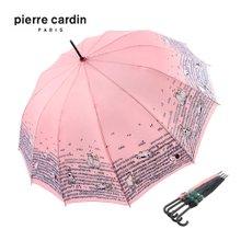 피에르가르뎅 러브캣 자동 장우산 백화점우산