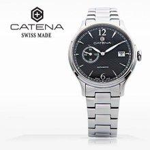 카테나(CATENA) 오토매틱 남성메탈시계 (CA006-AM/본사정품 백화점AS가능)