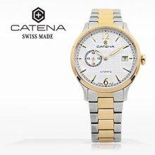 카테나(CATENA) 오토매틱 남성메탈시계 (CA006-1BM/본사정품 백화점AS가능)