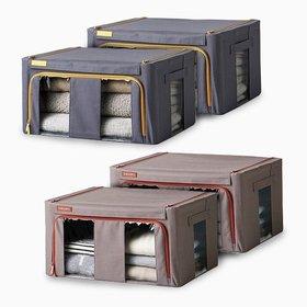 [한샘] 에브리 간편수납박스 56L 2P