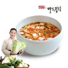 [식품명인 유정임의 명인김치] 나박김치 2kg