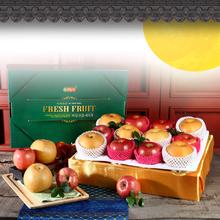 [녹색농장]실속 사과배 혼합세트 5kg(사과6과/배6과)