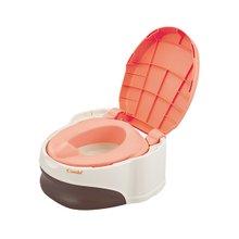 콤비 스텝업변기 핑크 - 아기변기, 유아변기 / 12개월~,보조변기,2단 발받침