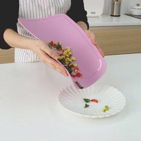 [샐마] NEW 프리미엄도마 1P (TPU/이유식/항균)