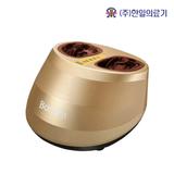 [한일의료기] BONUM 온열 풋 마사지기 HL-F3000 3단계 발마사지기, 간편리모컨