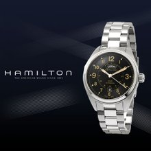 [QR인증]해밀턴(HAMILTON) 남성메탈시계 (H70505933)