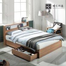[베드리움] 데코(B902) 서랍형 침대(SS)-매트제외