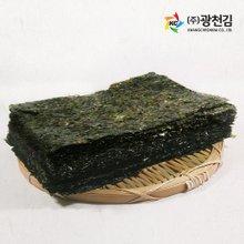 [광천김] 고급 청태김 100매 (220g이상)