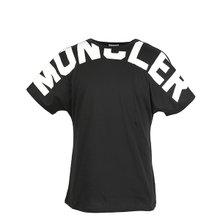 [몽클레어]20SS 8C70710 V8094 999 여성 레터링 티셔츠 블랙