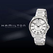 [QR인증]해밀턴(HAMILTON) 남성메탈시계 (H64615155)