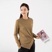 엄마옷 마담4060 가을꼬임티셔츠 ZTE909002