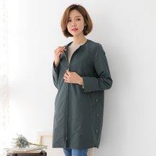 마담4060 엄마옷 그대의라운드점퍼 QJP902014