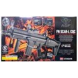 [아카데미과학] 뉴 FN SCAR-L CQC 전동건 스카 블랙