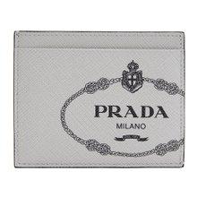 [프라다] 사피아노 로고 2MC223 2MB8 F0N13 공용 명함/카드지갑