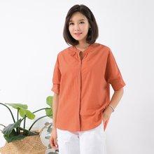 마담4060 엄마옷 매일의여름셔츠 QBL906076