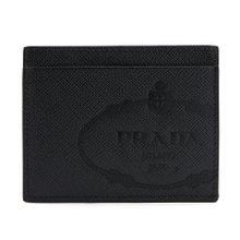 [프라다] 사피아노 로고 2MC223 2MB8 F0002 공용 명함/카드지갑