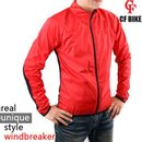 [CFBIKE]REAL WIND JACKET RED B0173DJK