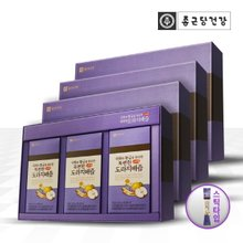 상품평이벤트)[종근당건강] 국화황금 도라지배즙 스틱 3박스(90포)