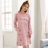 모스트2039 여성 잠옷 홈웨어 원피스 (4type)