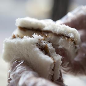 [착한떡]우유꿀백설기 30개입