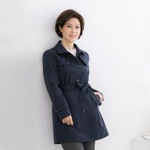 엄마옷 마담4060 클래식트렌치코트 QCO902005