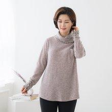 마담4060 엄마옷 레이스꽃티셔츠-ZTE001026-