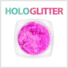 엘리카 홀로글리터 육각2mm(핑크) -H131-