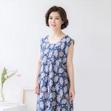 마담4060 엄마옷 인견나시홈웨어원피스 QHW905001A