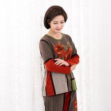 마담4060 엄마옷 포근한홈웨어세트 ZHW910009