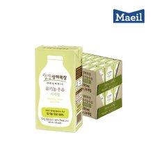 [매일우유] 상하목장 유기농우유 저지방 200mlX48팩