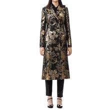 [돌체앤가바나] (F0R63T FJMV0 S8030) 여성 브로케이드 코트