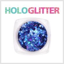 엘리카 홀로글리터 다이아2mm(딥블루) -H122-