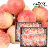 [이슬마루] 경북의성 털복숭아 2.5kg x 2박스