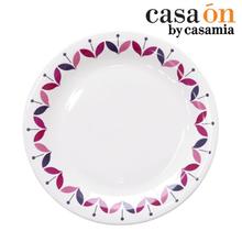 [까사미아까사온]더본퍼플마인 접시(대)