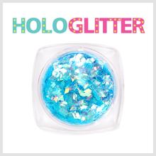 엘리카 홀로글리터 다이아2mm(오팔블루) -H115-