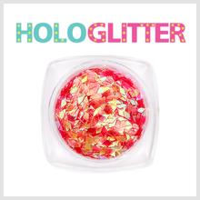 엘리카 홀로글리터 다이아2mm(오팔레드) -H112-