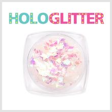 엘리카 홀로글리터 다이아2mm(오팔화이트) -H111-