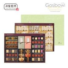 [교동한과] 식품명인 한과 선물세트 만월