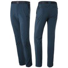 [파파브로]남자 가을 간절기 허리밴딩 스판 작업복 등산 바지 SJ-PT8-68-블루