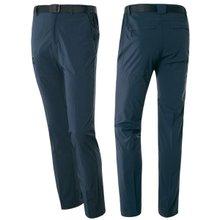 [파파브로]남자 가을 간절기 스판 캐주얼 운동복 츄리닝 등산 바지 SJ-PT8-70-블루