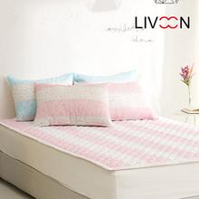 리브온(LIVOON) 블루멘 시어서커 패드_S