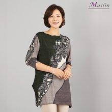 에뜨로라인 라운드티셔츠 -TS8022644-모슬린 엄마옷