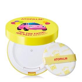 [아토팜] 톡톡 페이셜 선팩트 SPF43 PA+++ 15g