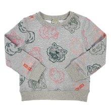 [겐조키즈] 크레이지 정글 KP15168 25 8A12A 키즈 긴팔 맨투맨 티셔츠 (성인착용가능)