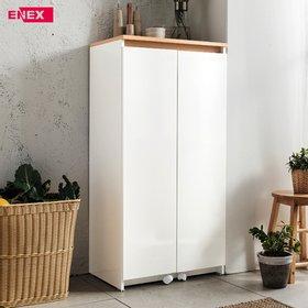 ★단독특가★ [에넥스 ENNEE]쿠키 600 냉장고형 수납장