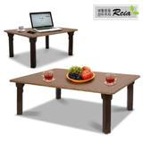 [르시아] 원터치 접이식 높이조절 테이블(중+대)