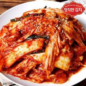 [정직한밥상]100%국내산 아삭 상큼 겉절이김치2kg