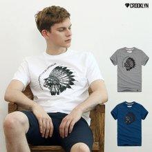 [크루클린] 라바라이언 반팔 티셔츠 TRS059