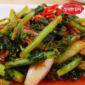 [정직한밥상]100%국내산 열무김치2kg 특가