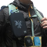 MKL 등산캠핑여행 배낭용 스마트폰 케이스(딜럭스형)